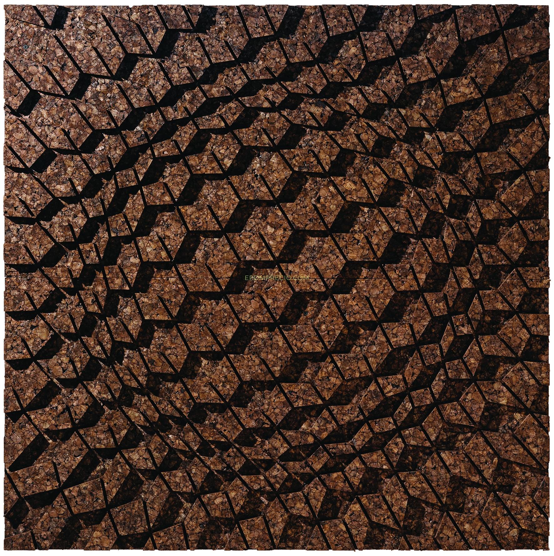 Panel Corcho Corkoptical Decorativo Y Aislante