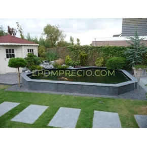 EPDM CARLISLE 1,00mm APTO PARA VIDA ANIMAL