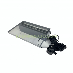 Cascada estanque 30,00cm con LED