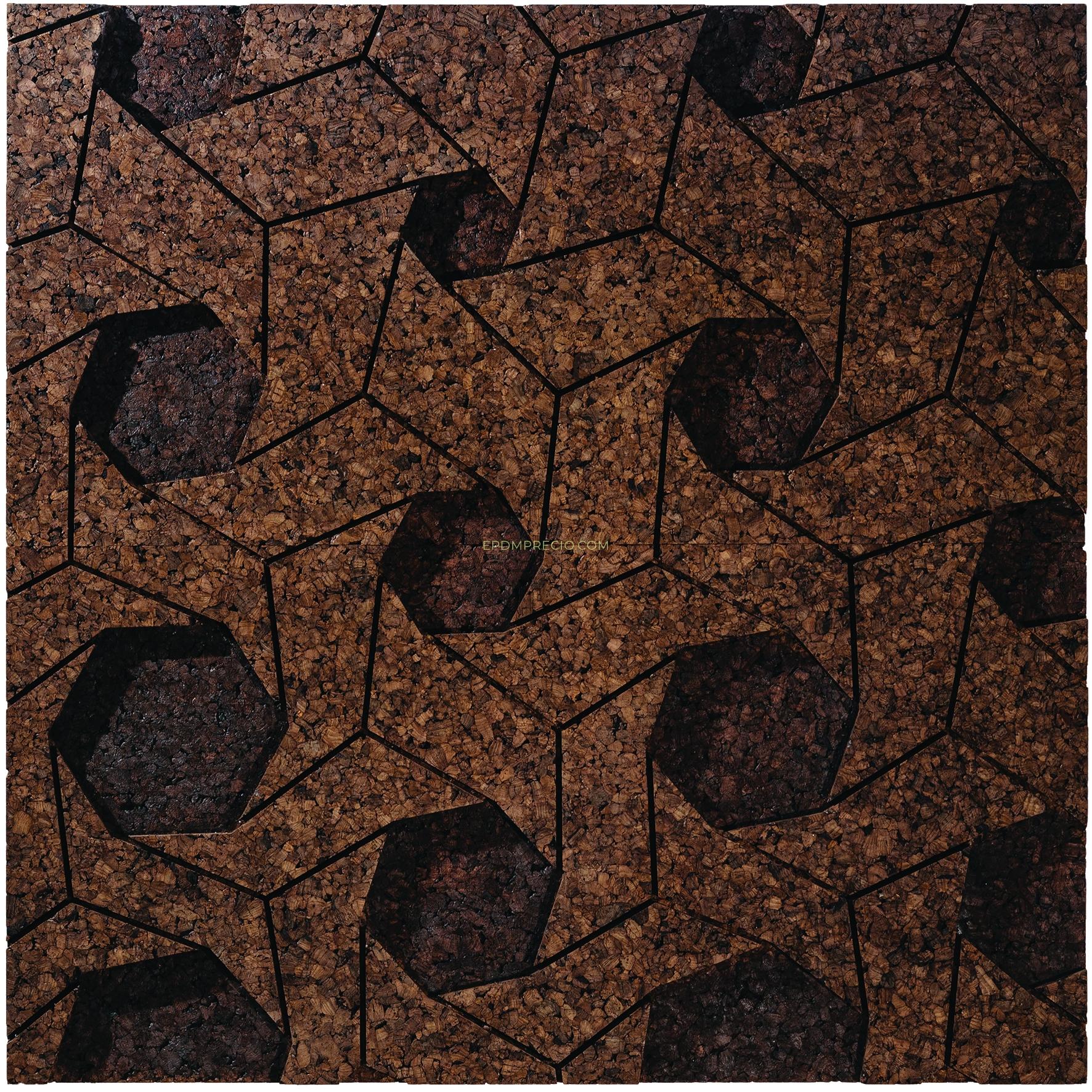Panel corcho corkmetamorph decorativo y aislante - Corcho decorativo ...